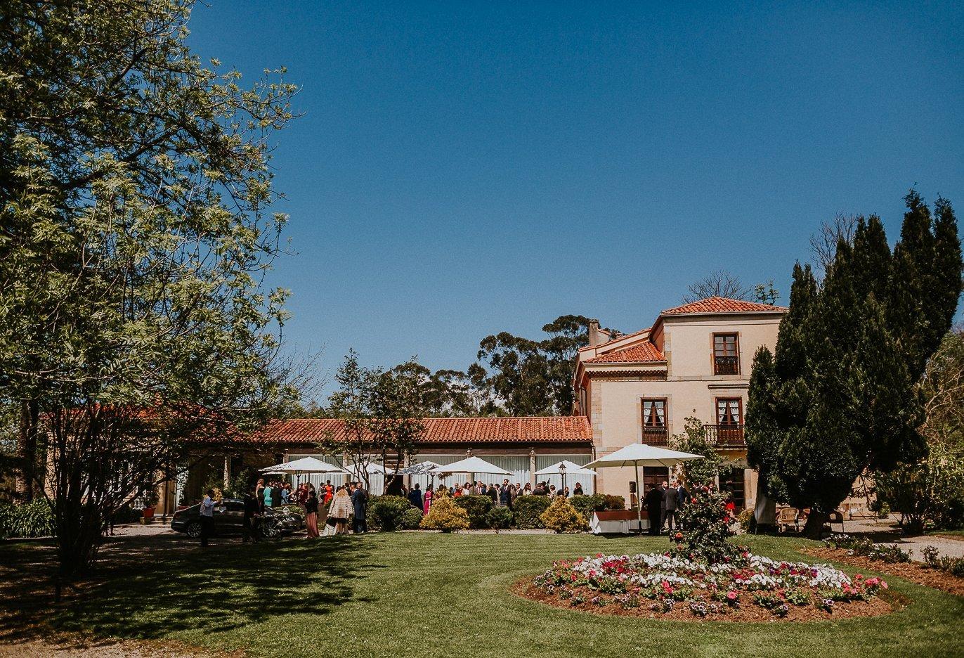 Boda en La Quinta Del Ynfanzon