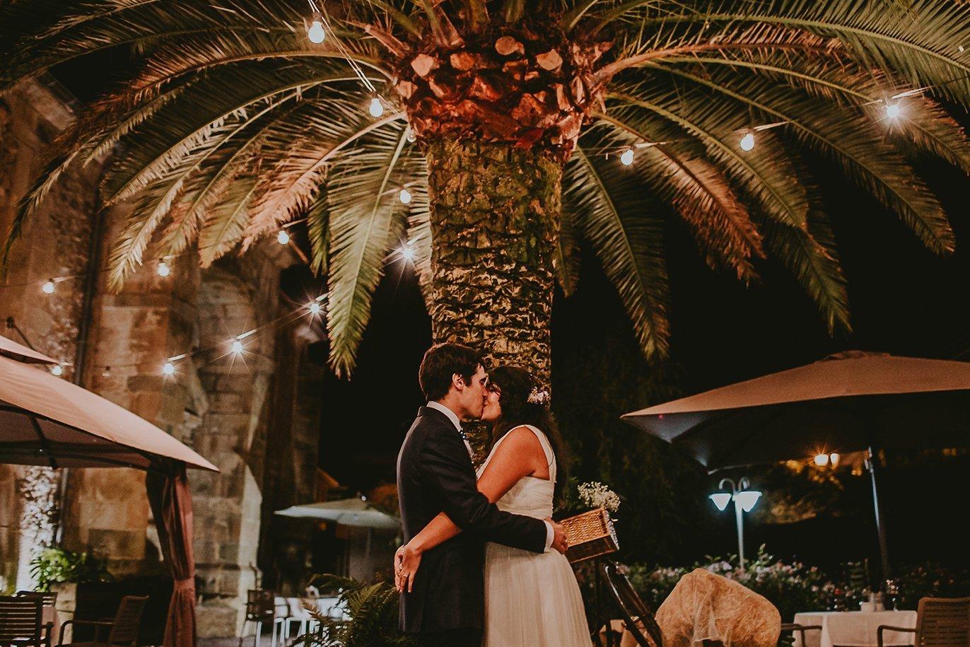 boda en Los Guardeses