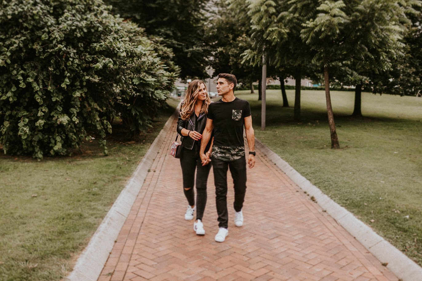 fotos de pareja en bilbao